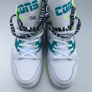 Converse Cons ERX 260 Sneakers Mid Animal Shoes